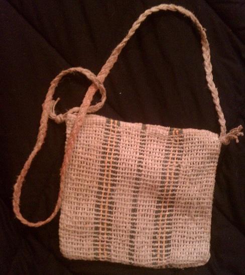 Twined Bags, Abenaki