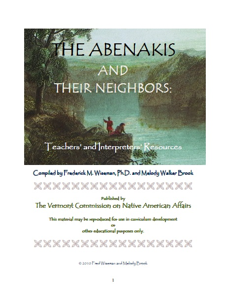 The Abenakis and their Neighbors